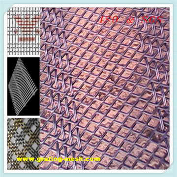 Metal/ Decorative Wire Mesh for Architecture Decorative