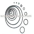 anel de borracha do silicone moldado personalizado