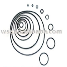 custom molded silicone rubber o ring