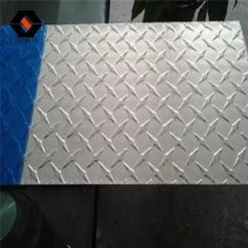 Good Quality Marine Grade Aluminum Checkered Sheet Plate