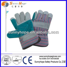 Gants de cuir pleine fleur en peau de vachette Sunnyhope, gants de cuir en gants