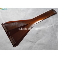 Single Layer Medical Flexible Circuit Board Tembaga FPC