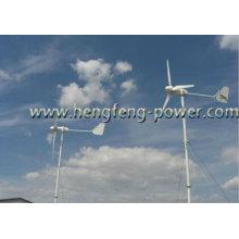 CE прямого привода низкой скорости низкий начальный крутящий момент постоянного магнита генератор 600w ветротурбины