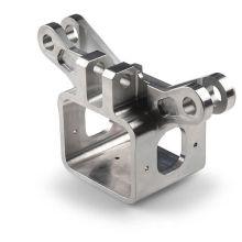 Nueva pieza que trabaja a máquina del CNC del OEM