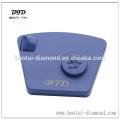 PCD almohadillas de rectificado para expoxy piso y eliminación de revestimiento