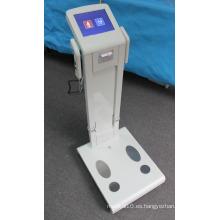CE, ROHS, ISO Analizador de Composición Corporal y análisis de grasa corporal y analizador de composición corporal para gimnasio