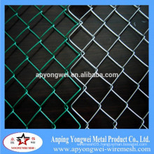 YW-anping PVC Coated Garden Fence Chain Link Netting