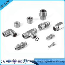 Stainless steel same Swagelok pipe fittings