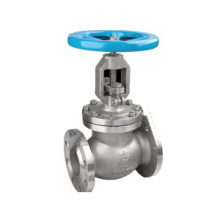 Through Way Globe Valve