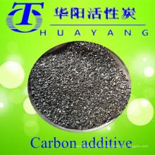 Sulphur content 0.24% 3-8mm additive carbon