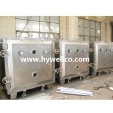 Stainless Steel Vacuum Shelf Dryers