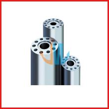 Extrusion bimetallic screw barrel for sale