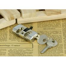 Verrouillage de porte en bois, Verrouillage de cylindre en zinc, Serrure de cylindre de porte, Al-3220 #
