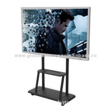 82 or 84-inch Interactive Touch Screen with E-bag Function, 1,073M Color Depth, High-brightness