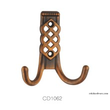 Hollow-out Reka bentuk perabot Coat Hook