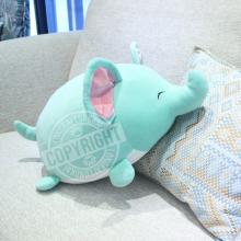 super soft 3D throw pillow