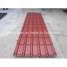 Herstellung von Doppeldach-Formmaschinen