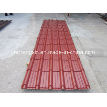 Fabricación de máquinas formadoras de techos dobles