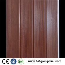 Holz-Design PVC-Wandplatte Laminierte PVC-Platte 2015