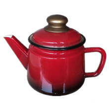 Enamel Kettles, Enamel Teapot, Enamelware, Enamel Iron Cast Teapot
