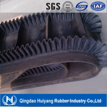 Sidewall/Skirt Rubber Belt Conveyor/Rubber Conveyor Belt Food Grade