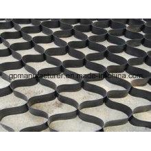 Estabilizador de gravilla de plástico estándar de ASTM / Estabilizador de suelos Geocell