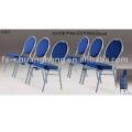 Modern Meeting Chairs Steel Furniture (YC-ZG53)