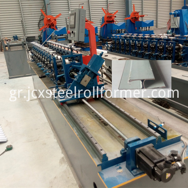 Ceiling Forming Machine