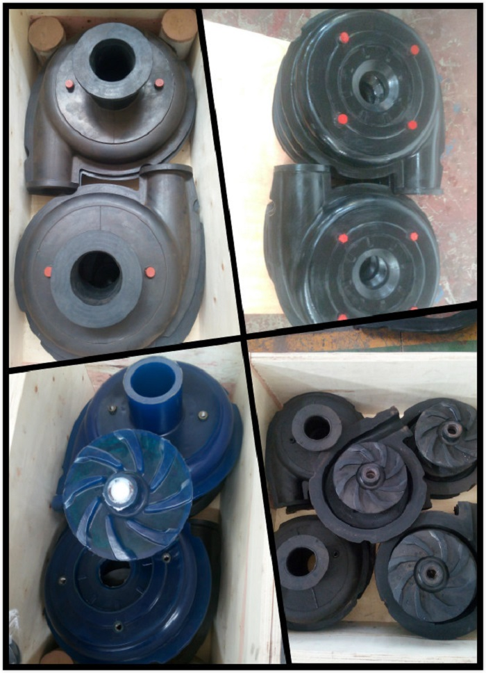 Rubber Pump Parts