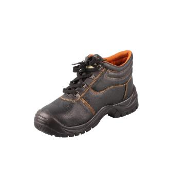 Leather Material Industrial Safety Shoes