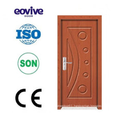 Inside home for interior pvc wooden door
