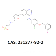Factory Supply Factory price for Anticancer Active Ingredient Lapatinib API Lapatinib Intermedicate cas 231277-92-2 supply to Niger Suppliers