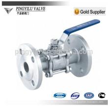 1-дюймовый шаровой кран для трубопровода азотной кислоты