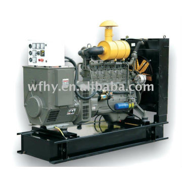 100KW Generator Set Powered by Deutz Motor