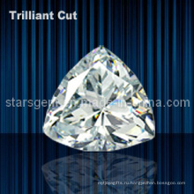 Shinee Triangle Shape Trilliant Cut Cubic Zirconia