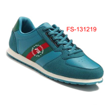 the newest hot selling men casual shoes, new design casual sport shoes