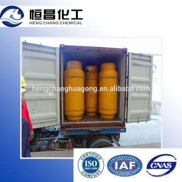 Planta de tanque de almacenamiento de amoníaco líquido