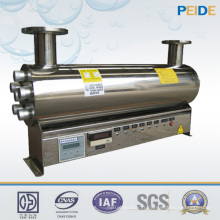240W Auto Clean Aquaculture Machines de désinfection UV