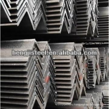 Снабжение стальной арматуры с равными углами