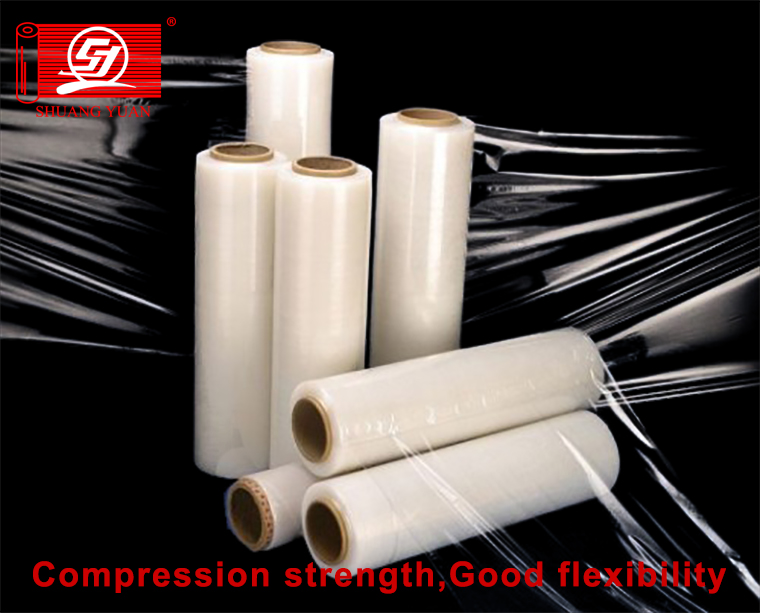 Экран LLDPE Stretch Film Eco-Friendly