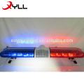 12V 24V Siren Speaker 47 inch Ambulance Red Blue Flashing Light bar Police Vans Roof Lightbar