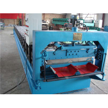 Galvanized Steel Roof Panel Roll Forming Machine