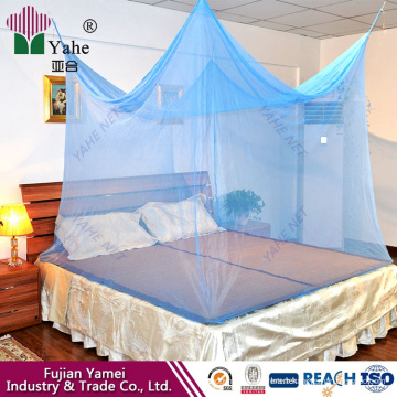Filete de moustique traité par insecticide rectangulaire Llin Whopes