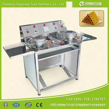 Panadero doble del rodillo del huevo de la operación / rodillo del huevo que hace la máquina