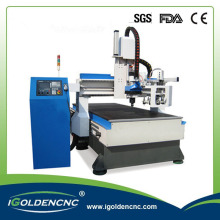 Plywood Acrylic MDF PVC sculpture wood carving cnc router machine 1325 3d wood carving cnc machine router