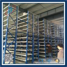 Высокодоступная мезониновая система для хранения металла