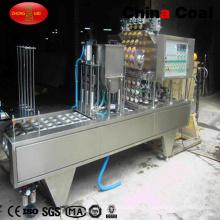 Machine de remplissage et de cachetage de tasse de scelleur