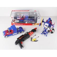 1: 14 RC de juguete de control remoto transformar el coche de la robótica (h3386147)