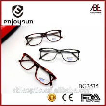high quality 2015 MULTI colored fashion design acetate hand made spectacles optical frames eyewear eyeglasses