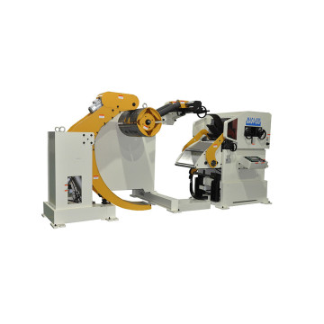 Nc Servo Feeder Uncoiler Straightener for Press line